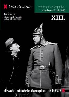 Hejtman z kopníku - X - krát divadlo - DVD