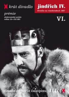 Jindřich IV. - X - krát divadlo - DVD