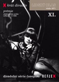 Lidský hlas - X - krát divadlo - DVD