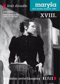 Maryša - X - krát divadlo - DVD