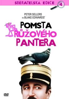 Pomsta růžového pantera - DVD