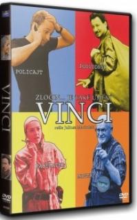Vinci - Zločin je také umění - DVD