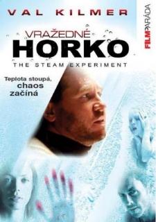 Vražedné horko - DVD