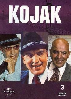 Kojak 3 - DVD