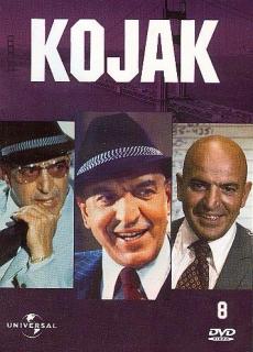 Kojak 8 - DVD