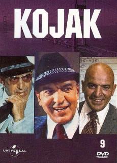 Kojak 9 - DVD