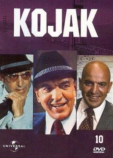Kojak 10 - DVD