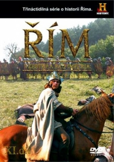 Řím XI.díl: Vzestup a pád impéria, Barbarský generál - DVD
