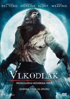 Vlkodlak - PL A. Hopkins - DVD