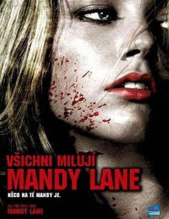 Všichni milují Mandy Lane - DVD