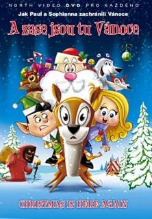 A zase jsou tu Vánoce ( pošetka ) DVD