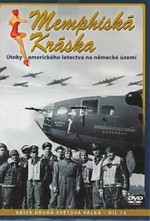 Memphiská kráska - Edice Druhá světová válka - díl 72. - DVD