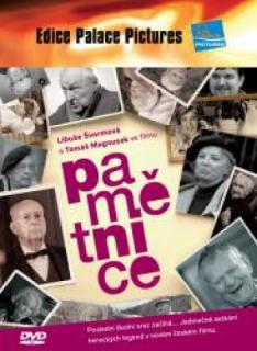 Pamětnice - DVD