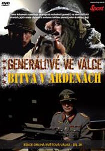 Generálové ve válce - Bitva v Ardenách - DVD