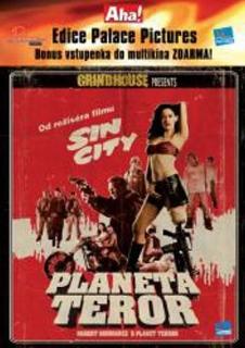 Planeta teror ( pošetka ) DVD