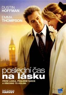 Poslední čas na lásku - DVD