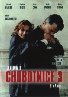 Chobotnice 3 - 6. a 7. část - DVD
