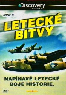 Letecké bitvy 3 - DVD