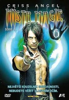 Mistr magie 6 - série 1 - DVD