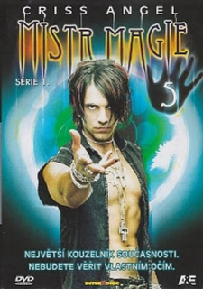 Mistr magie 5 - série 1 - DVD