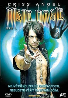 Mistr magie 2 - série 1 - DVD