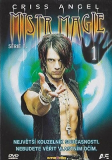 Mistr magie 1 - série 1 - DVD