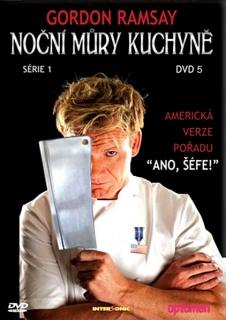 Gordon Ramsay - Noční můry kuchyně - DVD 5