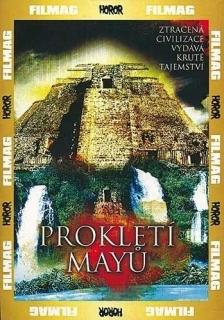 Prokletí Mayů - DVD