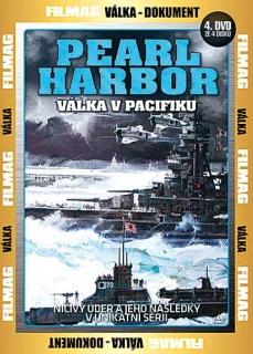 Pearl Harbor - Válka v Pacifiku 4. DVD