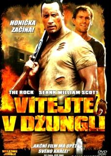 Vítejte v džungli - DVD