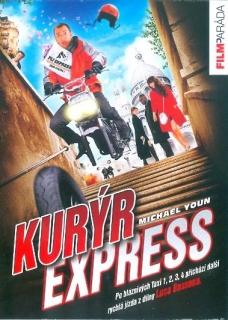 Kurýr Express - DVD