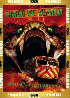 Hadi ve vlaku - DVD