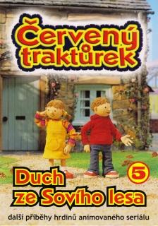 Červený traktůrek 5 - DVD