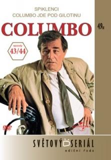 Columbo 43/44 - Spiklenci/Columbo jde pod gilotinu - DVD