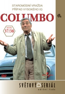Columbo 37/38 - Staromédní vražda/Případ vysokého IQ - DVD
