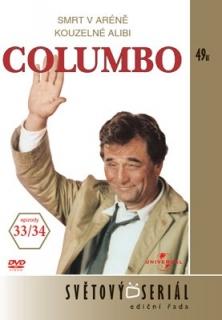 Columbo 33/34 - Smrt v aréně/Kouzelné alibi - DVD