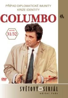 Columbo 31/32 - Případ diplomatické imunity/Krize identity - DVD