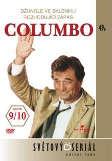 Columbo 9/ 10 - Džungle ve skleníku/ Rozhodující zápas - DVD