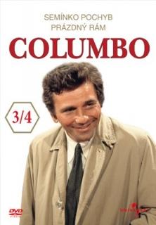 Columbo 3/ 4 - Semínko pochyb/ Prázdný rám - DVD