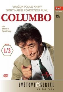 Columbo 1/ 2 - Vražda podle knihy/ Smrt nabízí pomocnou ruku - DVD