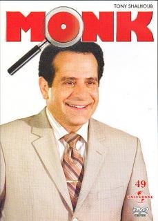 Pan Monk 49 - Pan Monk a Paní Monková - DVD