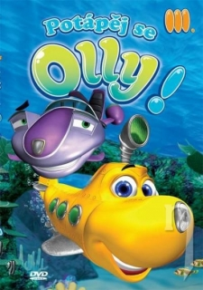 Potápěj se, Olly! 3 - DVD