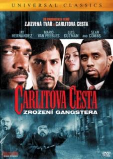 Carlitova cesta - Zrození gangstera - DVD