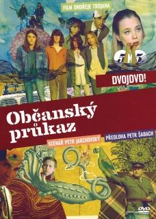 Občanský průkaz - 2 DVD - bazarové zboží
