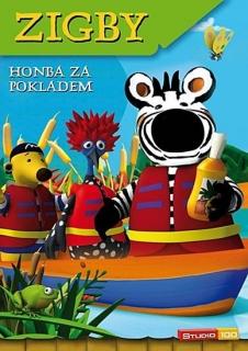 Zigby - Honba za pokladem - DVD