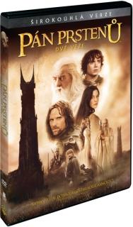 Pán prstenů: Dvě věže - DVD