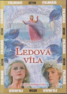 Ledová víla - DVD