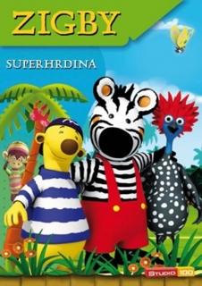 Zigby - Superhrdina - DVD