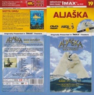 IMAX - 19 - Aljaška - Duch divočiny - DVD