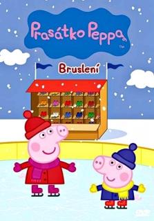 Prasátko Peppa - Bruslení - DVD
